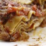 Bolognese-Lasagne